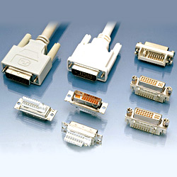 dvi connector cable