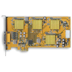 dvr card with h.264 compression mode