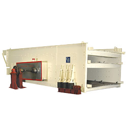 e series vibrating screen horizontal types