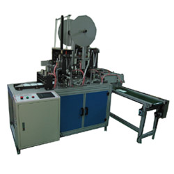 ear loop inner mask sealing machine