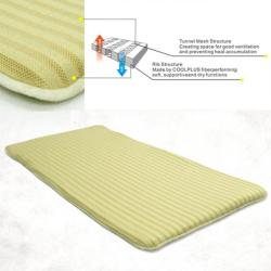elastic mesh mattress
