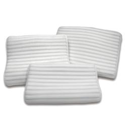 elastic mesh pillow