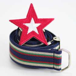 elastic webbing belt