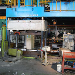 elbows forming machine
