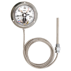 electric contact thermometers