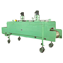 high temperature electric conveyor furnace
