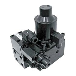 electro hydraulic pilot relief valves