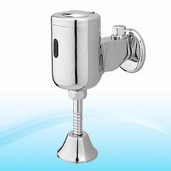 electronic urinal flush valve