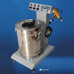 electrostat powder coating equipment