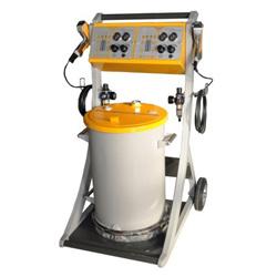 electrostatic powder coating spray gun machine