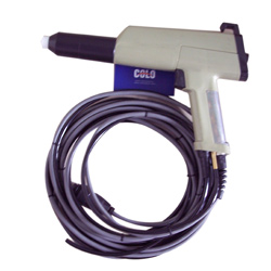 electrostatic powder spray gun