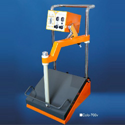 electrostatic powder spraying equipment