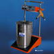electrostatic powder spraying equipment