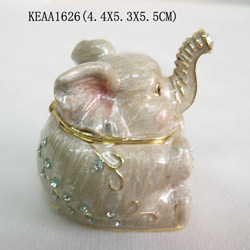 elephant jewelry boxes