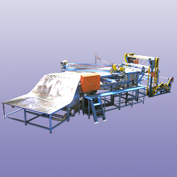 elevated bias cutter machines