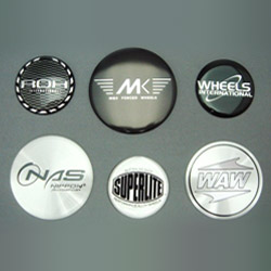 emblems for exterior and interior uses