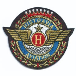 Embroidered Badges ( Histoavia Aviation)