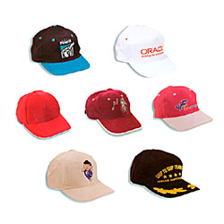 embroidered baseball caps
