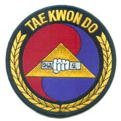 Embroidered Emblems ( Martial Arts)