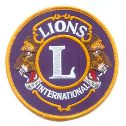 embroidered emblem