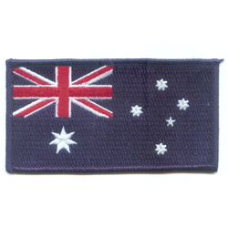 Embroidered Patches (Country Flag)