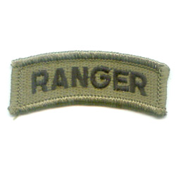 Embroidered Patches  (Military)