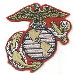 Embroidered Patches (American Military)