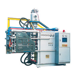 eps automatic shape moulding machines with vacuum