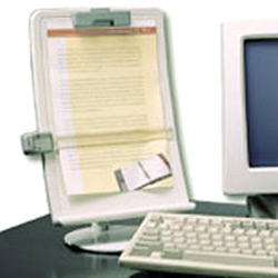 ergo desktop copy holder