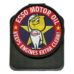 esso pocket badge