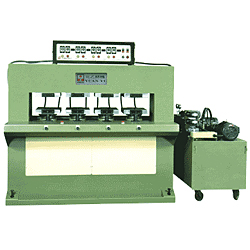 eva movable shoe pad pressing machine series