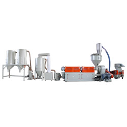 eva recycling machine equipment