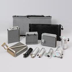 evaporator fin combs
