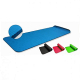 Exercise Mats With Or Without Belts