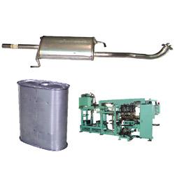 exhaust system mfg machinery