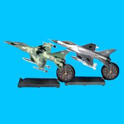 f 16 falcon fighter alarm clocks