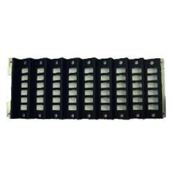 face avant support connecteur mold