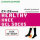 240 Den Feet-Protected & Shock-Reduced Healthy Knee Socks ( Compression Socks)