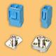 Fiber Optic Adapters image