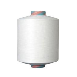 white bamboo charcoal filament yarn