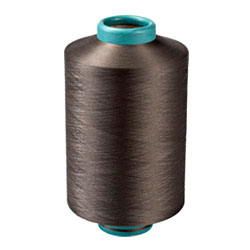 bamboo charcoal filament yarns