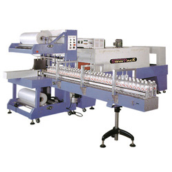 pe shrinkable film packagers and wrapping machines