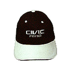 five panel advertising cap