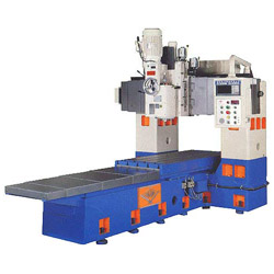 fixed cross rail milling machines