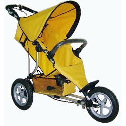 fixed front baby jogger and stroller