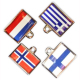 Flag Zipper Pulls-1
