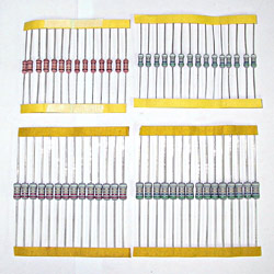 flameproof fusible resistors