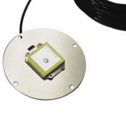 flange antenna
