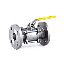 flanged ball valves