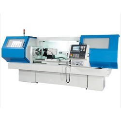 flat bed type cnc lathes